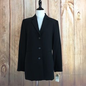 ➡️Style & Co Collection Black Blazer Size 10